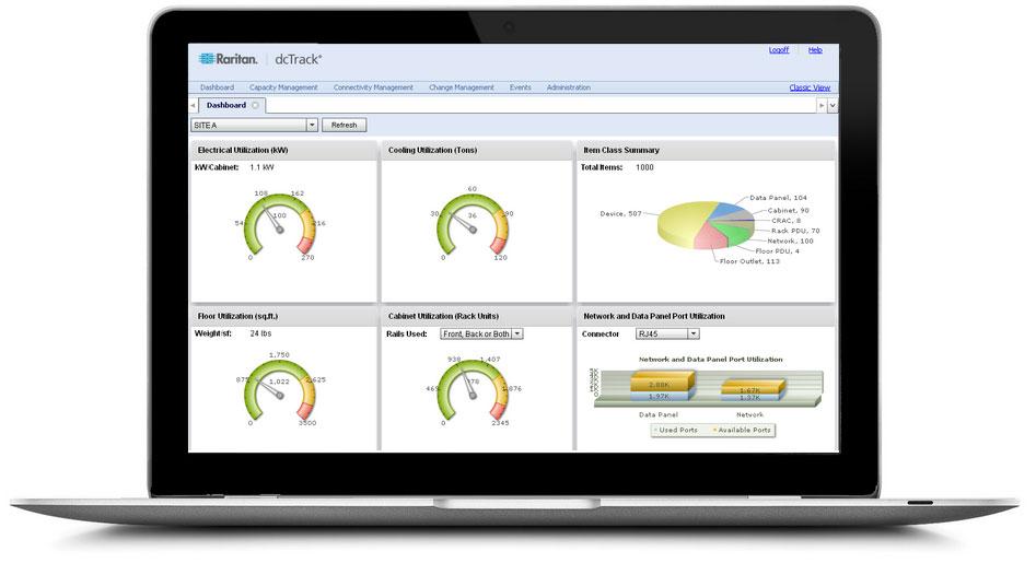 Power Monitoring Software : Power monitoring software dcim pro