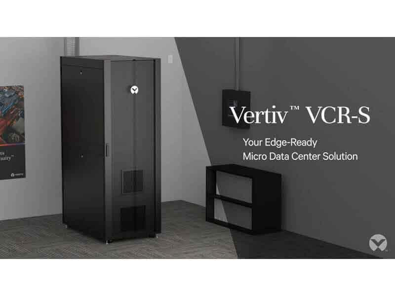 Vertiv/Liebert VCR-S In-Rack Cooling