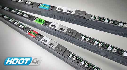 Servertech iPDU's